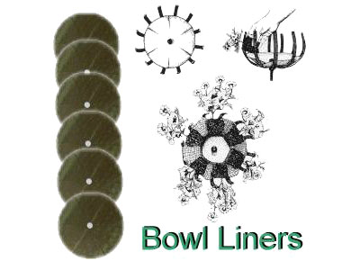 Babyllon Bowl Liners