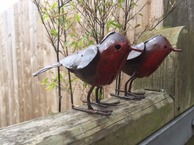 Set Of Two Robins ( Special web Price)